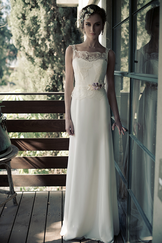 Alice - שמלות כלה 2014 ארז עובדיה