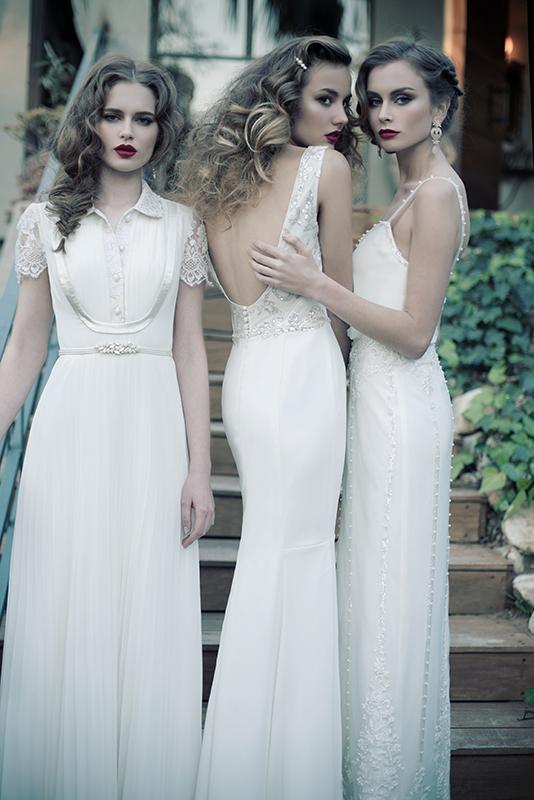 Anne, Lucie & Iris