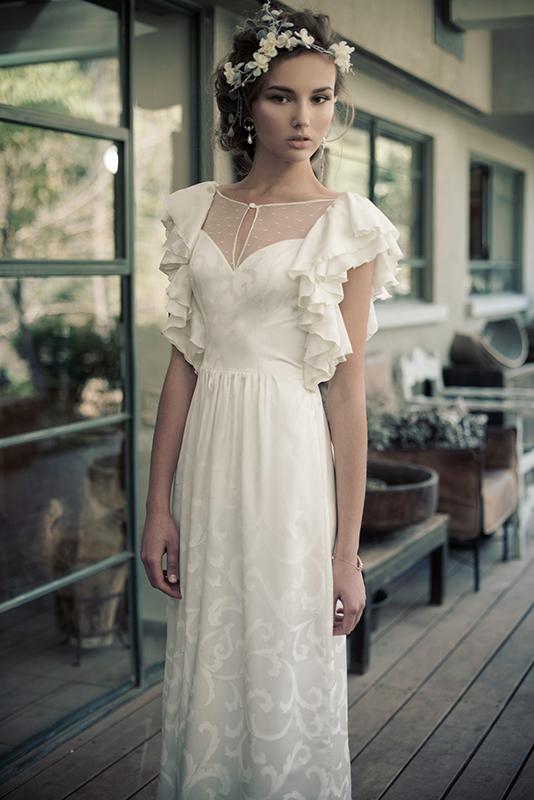 Charlotte - שמלות כלה 2014 ארז עובדיה