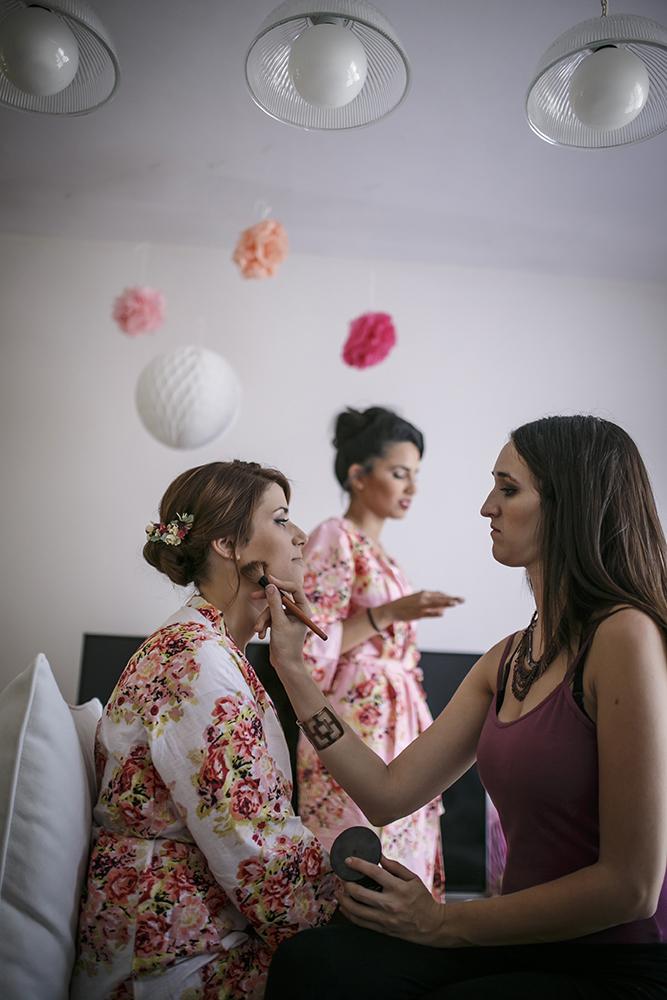 ארז עובדיה שמלות כלה, החתונה של שרית