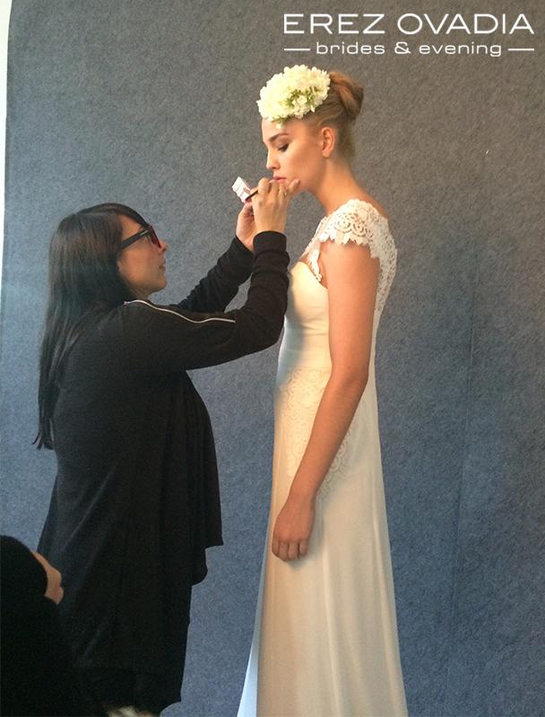 צילומי קטלוג 2015 שמלות כלה